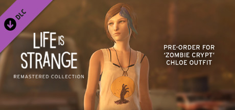 Life is Strange Remastered Collection 'Zombie Crypt' Outfit Free Download PC Game
